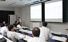 master thesis presentation speech